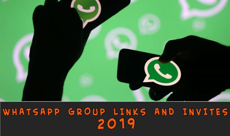 Latest WhatsApp Groups Invite Links 2019