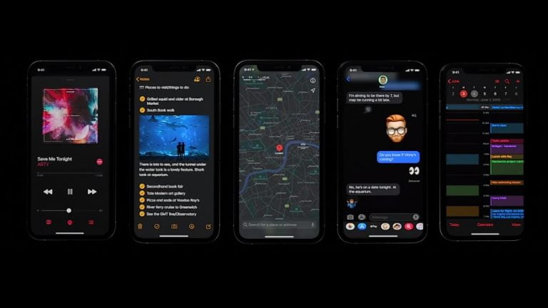 iOS 13 vs iOS 12: here's what's changed