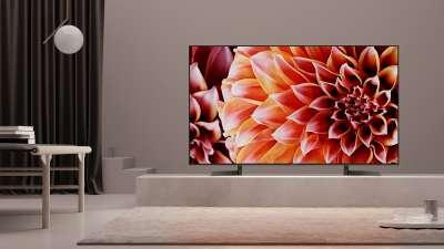 Sony Bravia X900F 4K TV