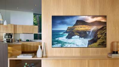 Samsung Q70R QLED TV (2019)