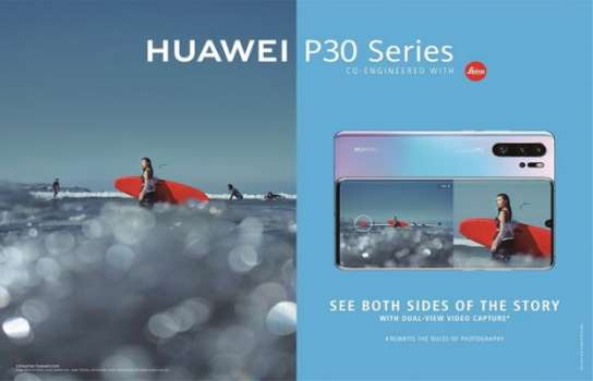 HUAWEI P30 And P30 Pro