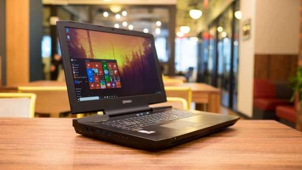 Origin EON17-SLX. Vr laptops