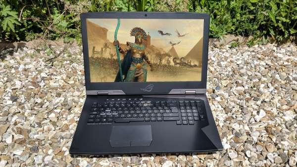 Asus ROG G703GI. Vr laptops
