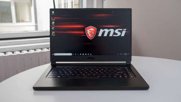 MSI GS65 Stealth  Vr laptops