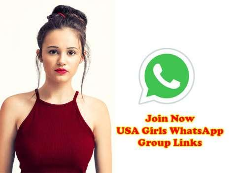 USA Girls WhatsApp Group: The Best Group Links