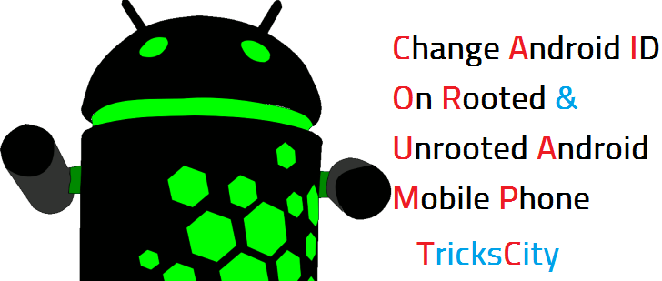 change-android-device-id