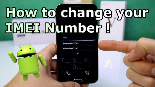 How To Change IMEI Number In Any Android