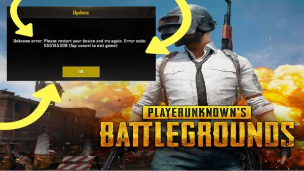 Fix PUBG Unknown Error: Please Restart your Device