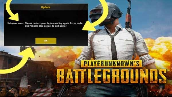 Fix PUBG Unknown Error: Please Restart your Device