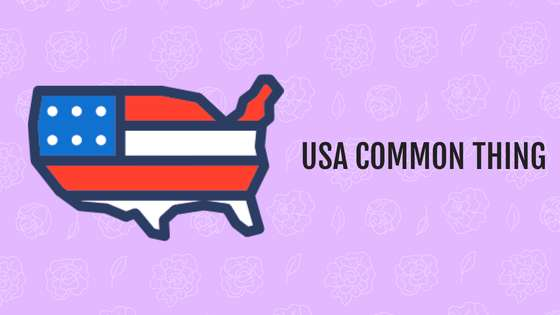 USA COMMON THING 1