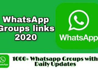 Latest whatsapp group