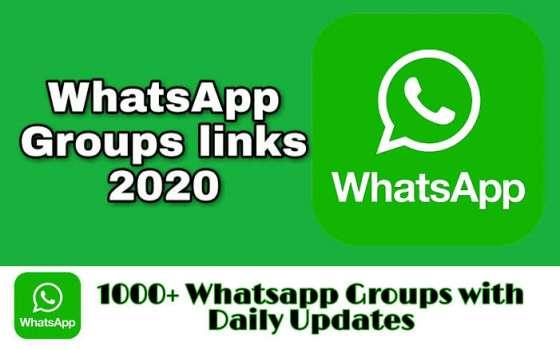 Latest whatsapp group