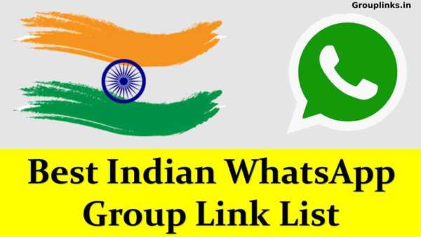 Whatsapp Groups join for India